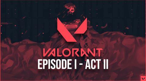 [VALORANT]ActⅡ以降で追加される新エージェント+新モード情報